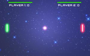 Battle Pong Screenshot 1