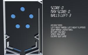 Pinball Screenshot 1